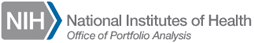 NIH Office of Portfolio Analysis